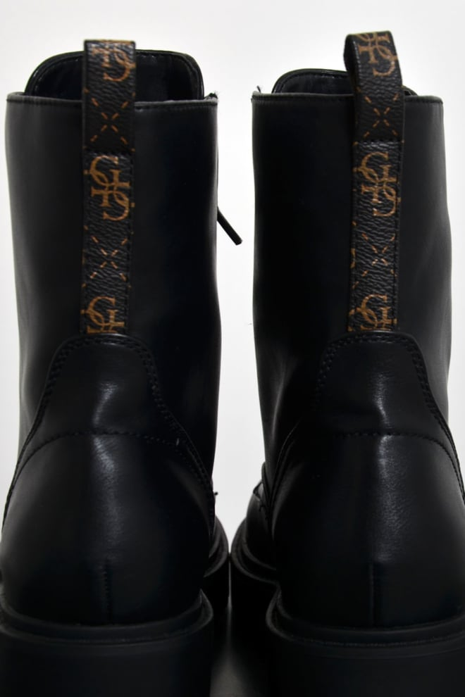 Guess olinia stivaletto boot black - Guess Shoes