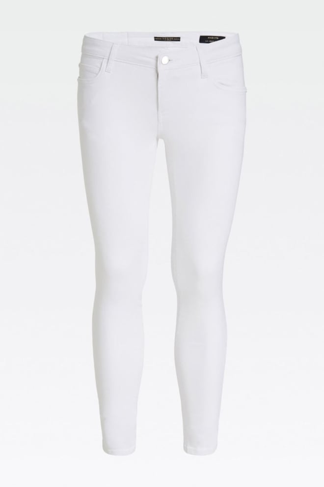 Guess marilyn jeans white - Guess
