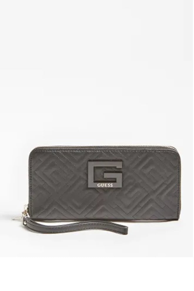 Guess maxi portefeuille janay - Guess Accessoires