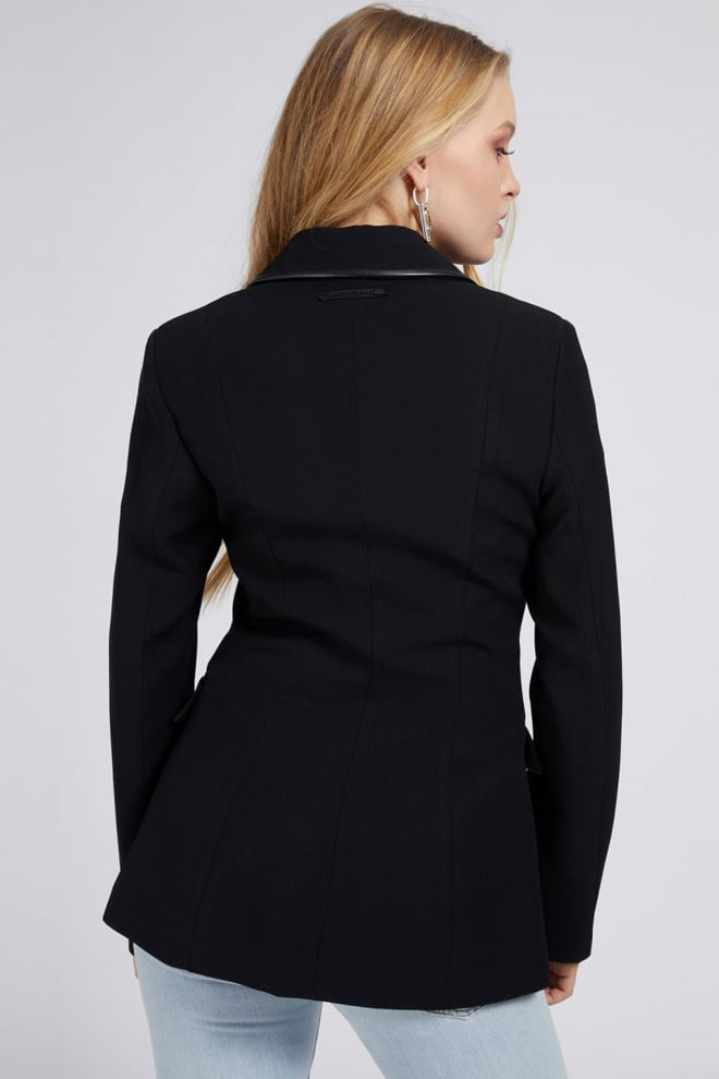 Guess selene blazer zwart - Guess
