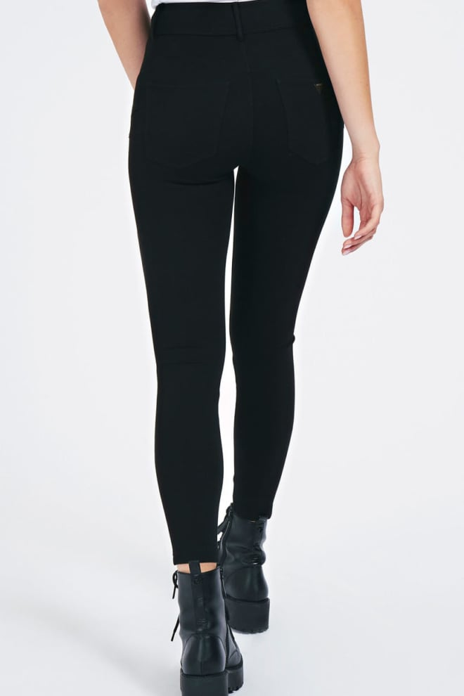 Guess shape up skinny fit pant black - Guess