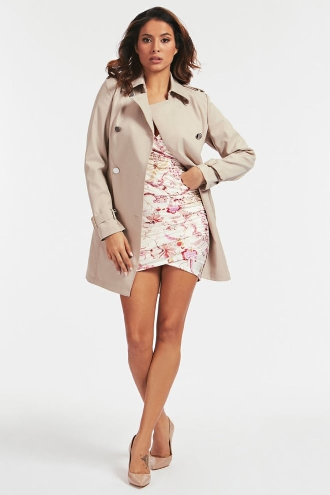 Guess cecilia trench nomad - Guess