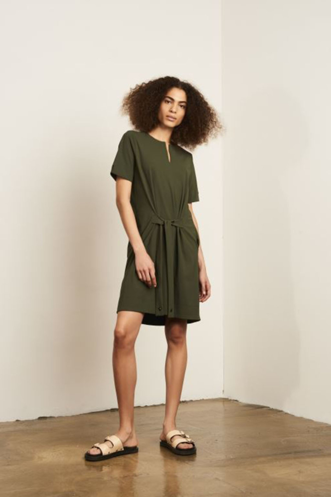 Jane lushka mini dress army - Jane Lushka