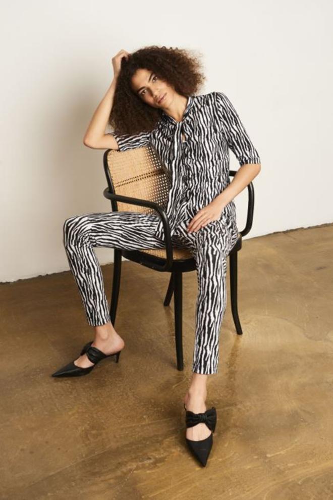 Jane lushka broek zebra - Jane Lushka