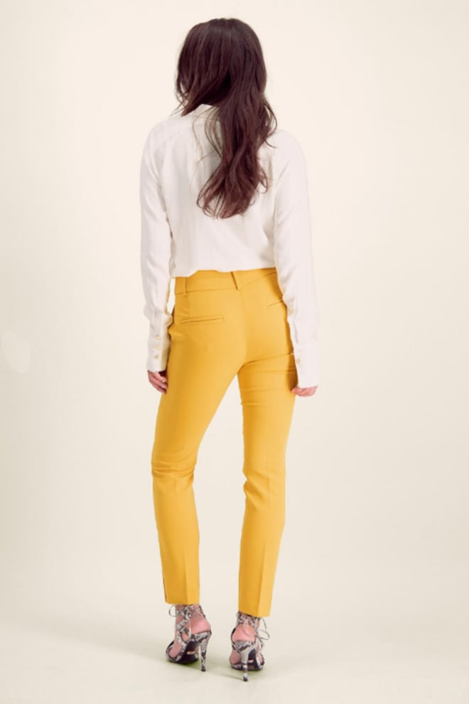 Josh v presley pantalon geel - Josh V