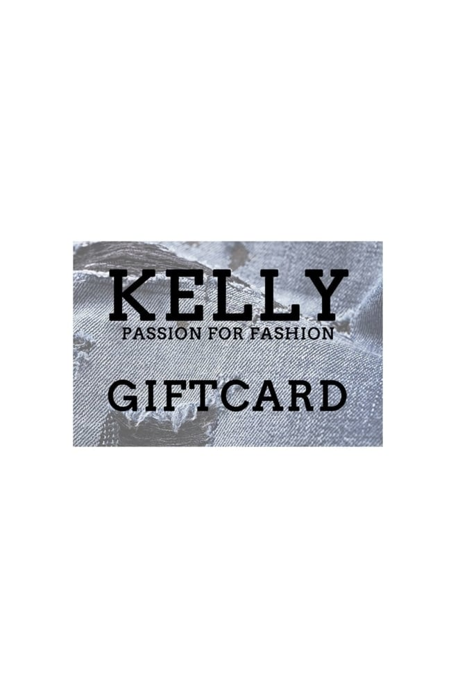 Kelly giftcard 50