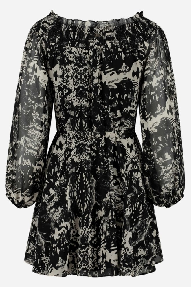 Nikkie fay lee jurk zwart - Nikkie