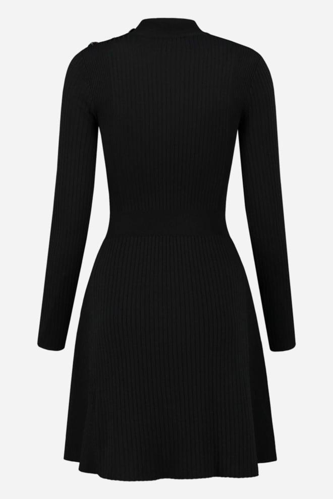 Nikkie kande dress zwart - Nikkie