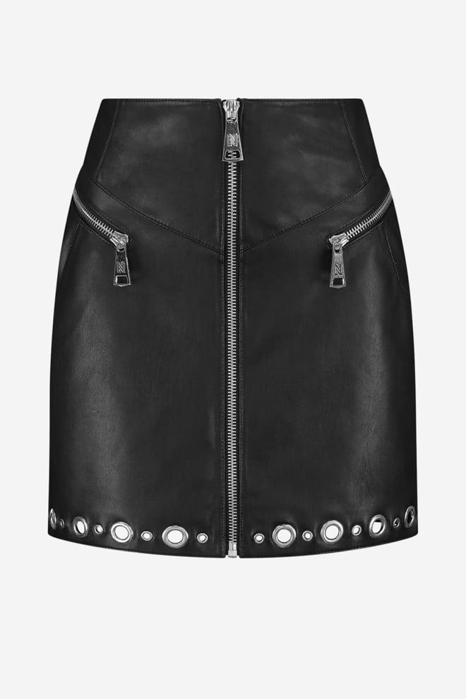 Nikkie moise skirt black - Nikkie