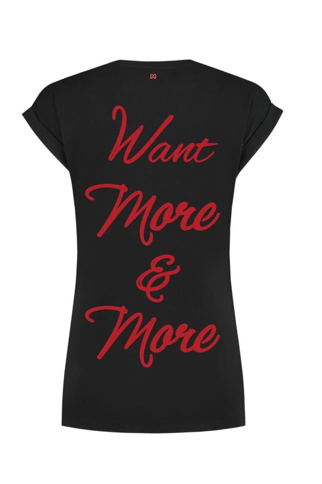 Nikkie by nikkie more t-shirt black - Nikkie By Nikkie