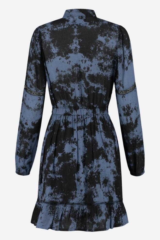 Nikkie steffie dress blauw - Nikkie