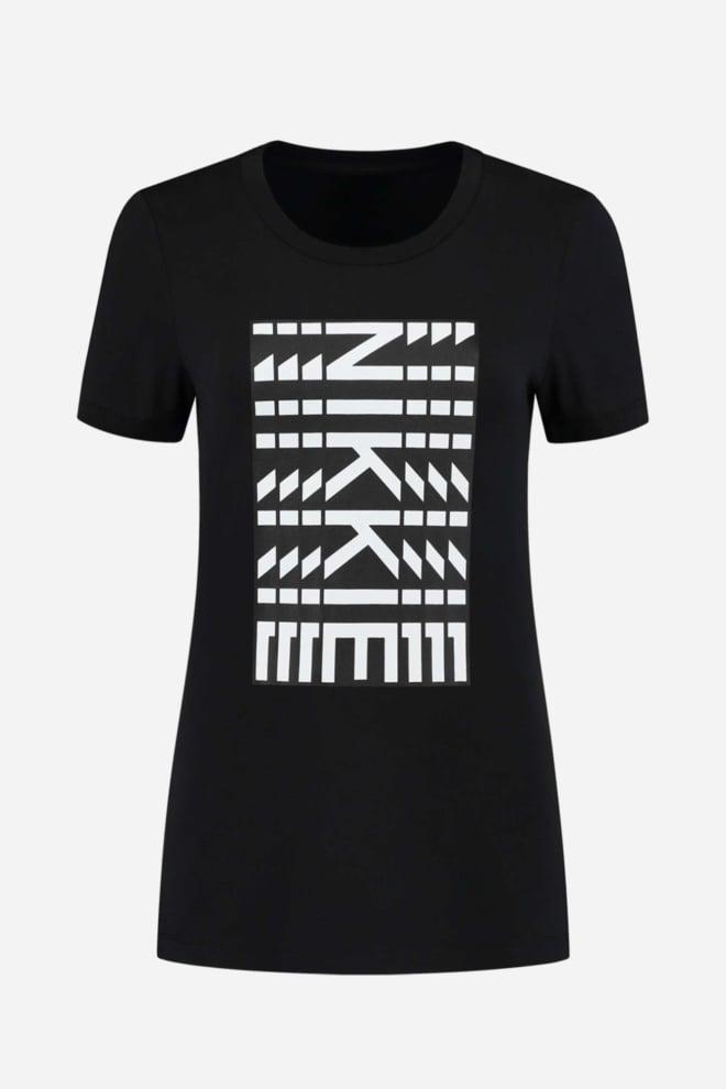 Nikkie new nikkie t-shirt zwart - Nikkie