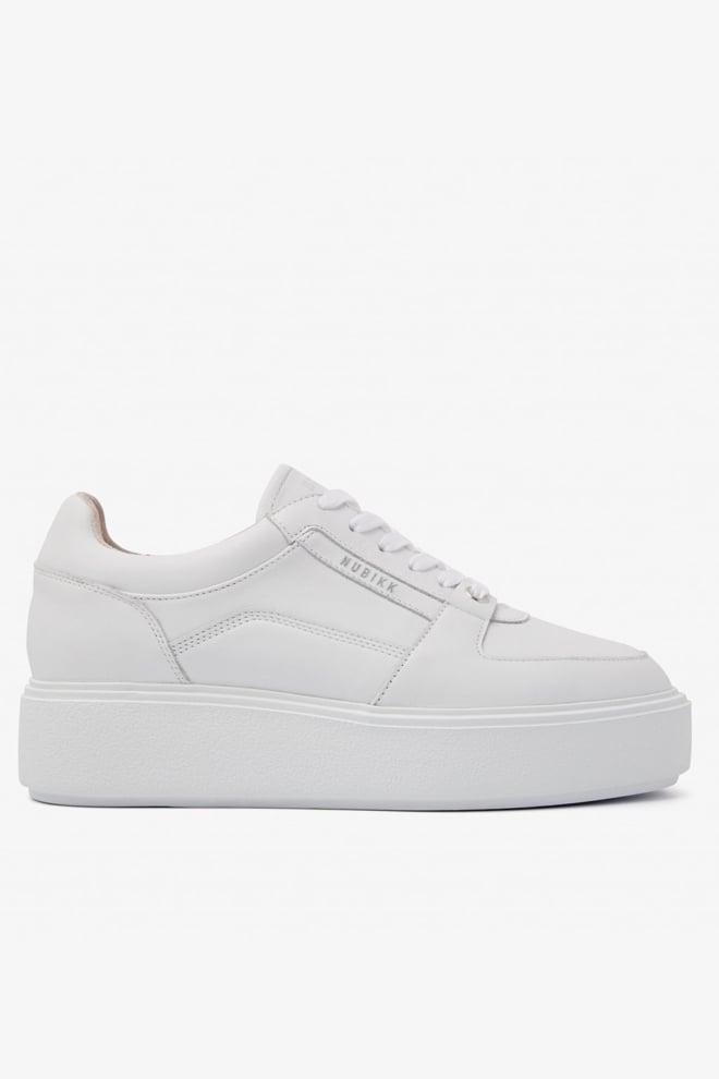Nubikk elise bloom sneakers wit - Nubikk