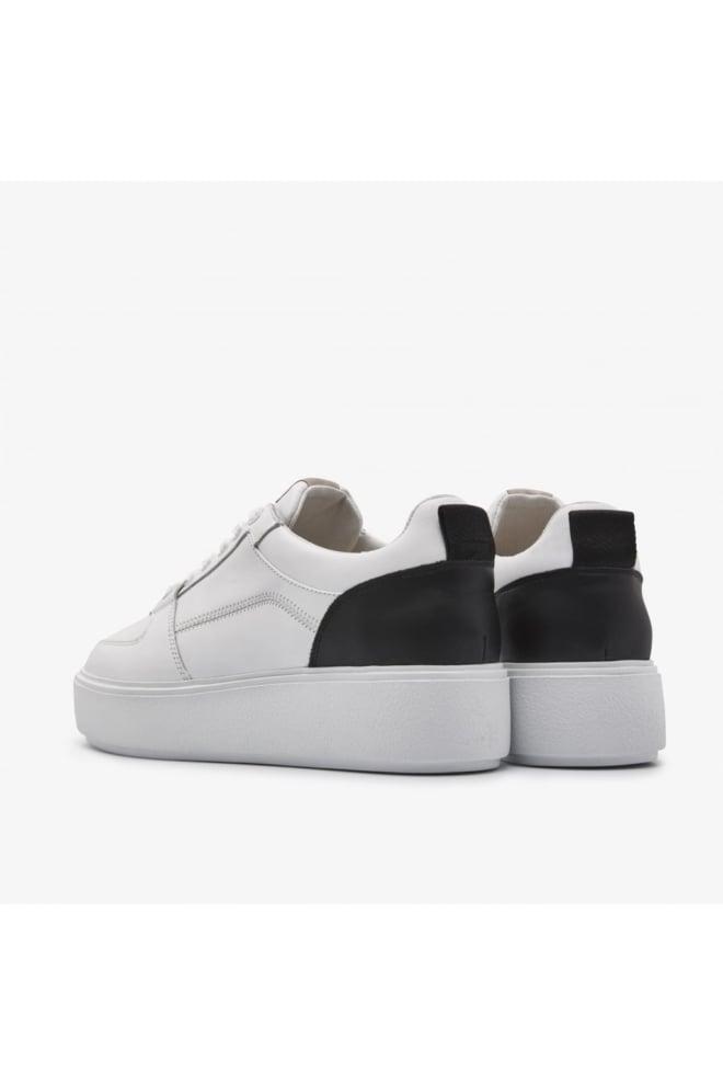 Nubikk elise blush sneaker wit - Nubikk