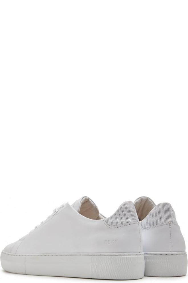 Nubikk jagger aspen sneakers wit - Nubikk