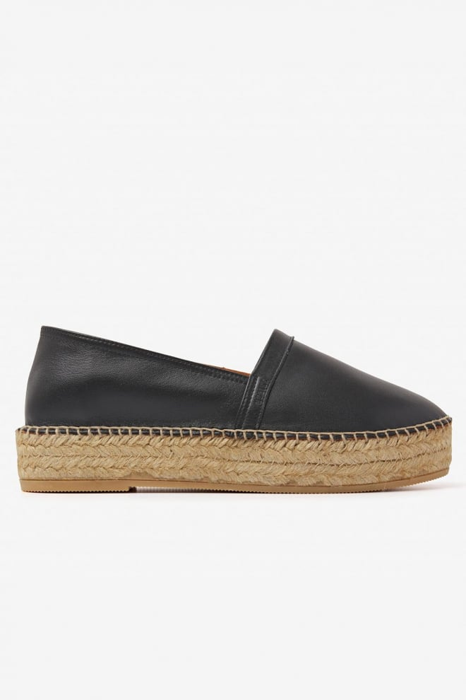 Nubikk miss rosita black leather - Nubikk
