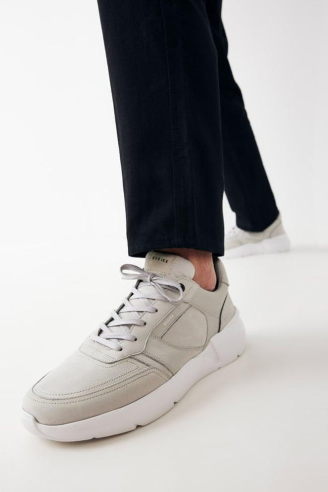 Nubikk roque road grey sneaker - Nubikk