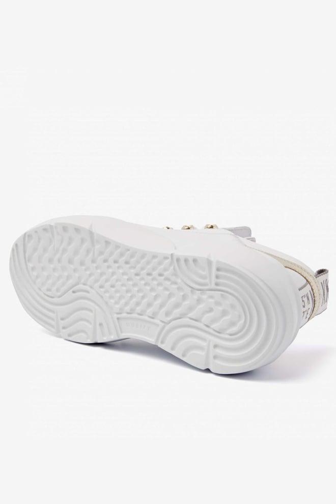 Nubikk roque royal leather sneakers - Nubikk
