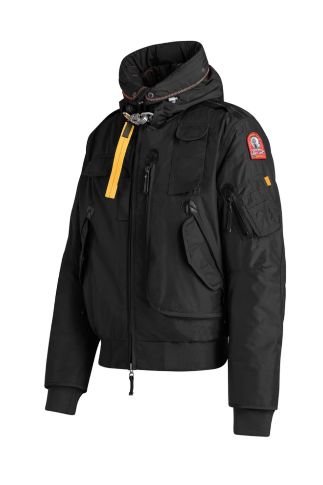 Parajumpers gobi base man black - Parajumpers