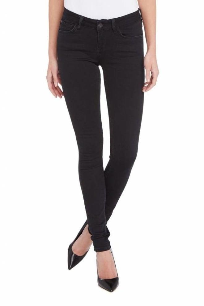 Pure white the jazz jeans zwart - Pure White