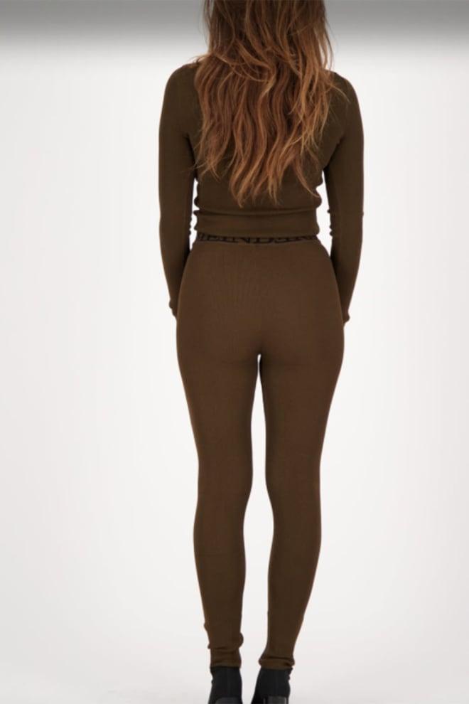 Reinders pants tight fit entarsia - Reinders
