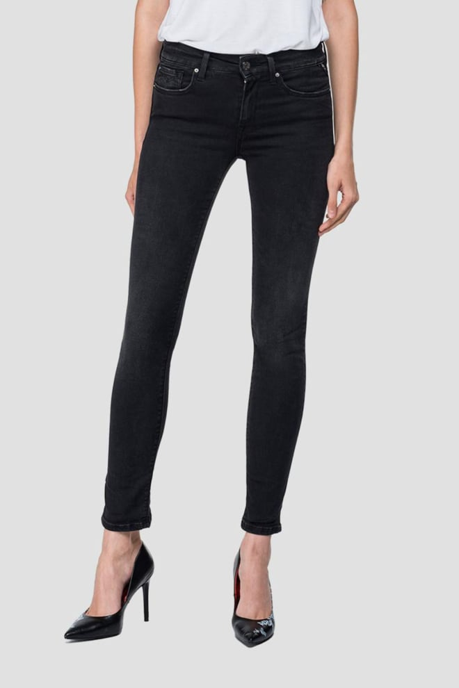 Replay high waist skinny hyperflex jeans - Replay