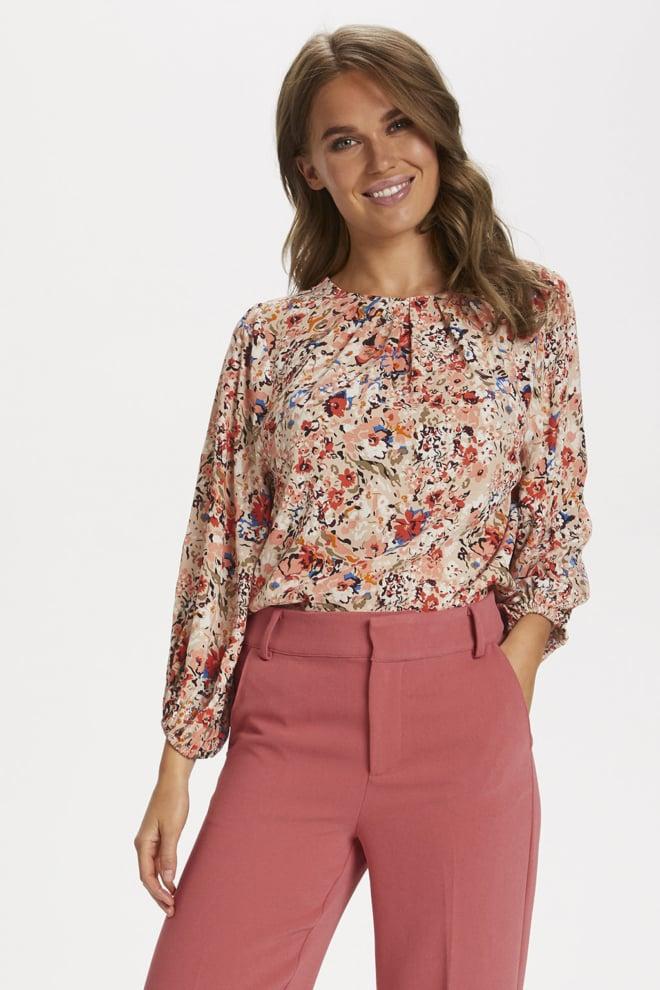 Saint tropez ebonsz blouse - Saint Tropez