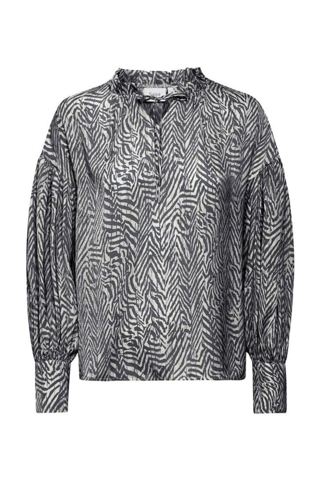 Saint tropez fiannasz blouse zebra - Saint Tropez