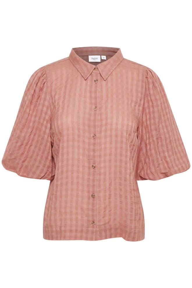 Saint tropez hirlisz blouse brick dust - Saint Tropez