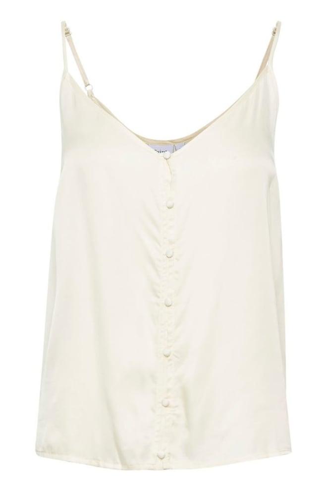 Saint tropez korte mouwen shirt wit - Saint Tropez