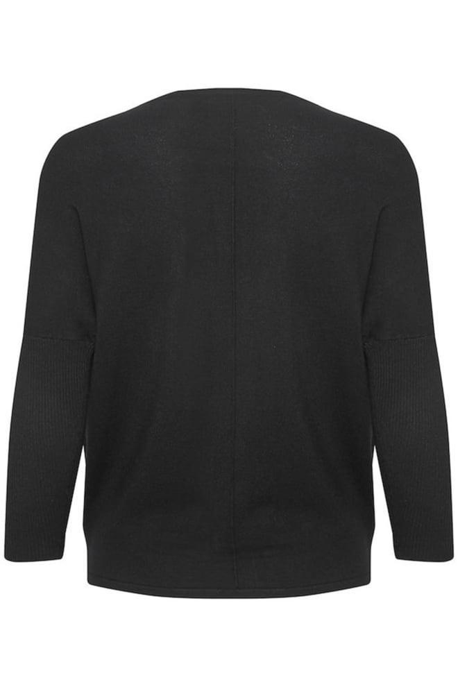 Saint tropez pullover trui black - Saint Tropez
