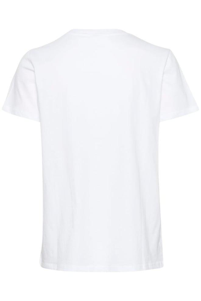 Saint tropez yasel t-shirt wit - Saint Tropez