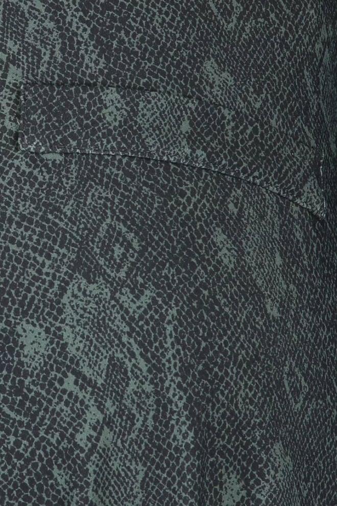 Studio anneloes anne snake trousers groen - Studio Anneloes