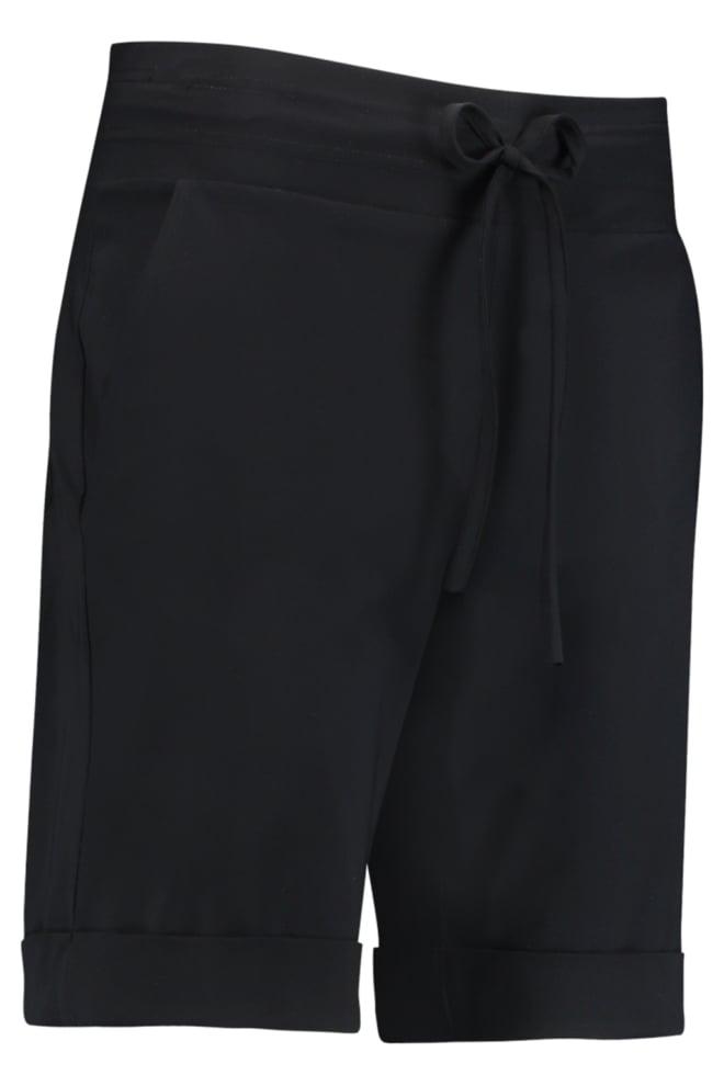 Studio anneloes bermuda trouser black - Studio Anneloes