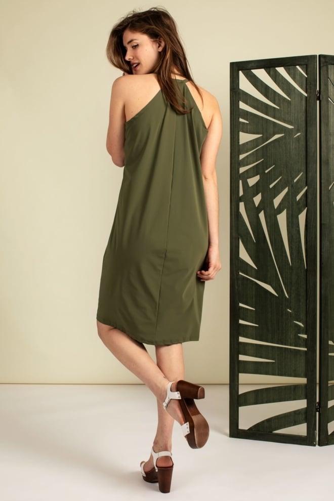 Studio anneloes carla jurk groen - Studio Anneloes