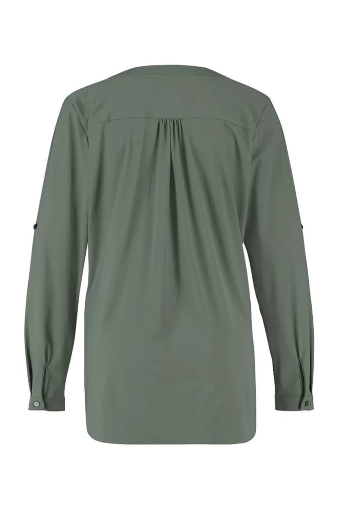 Studio anneloes evi blouse groen - Studio Anneloes
