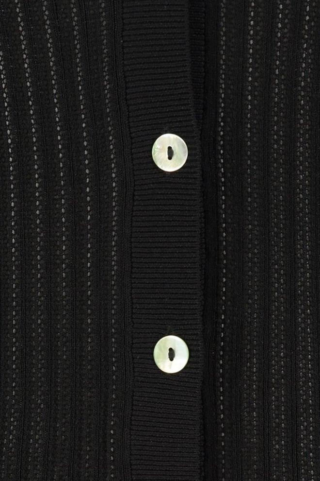 Studio anneloes famke cardigan zwart - Studio Anneloes