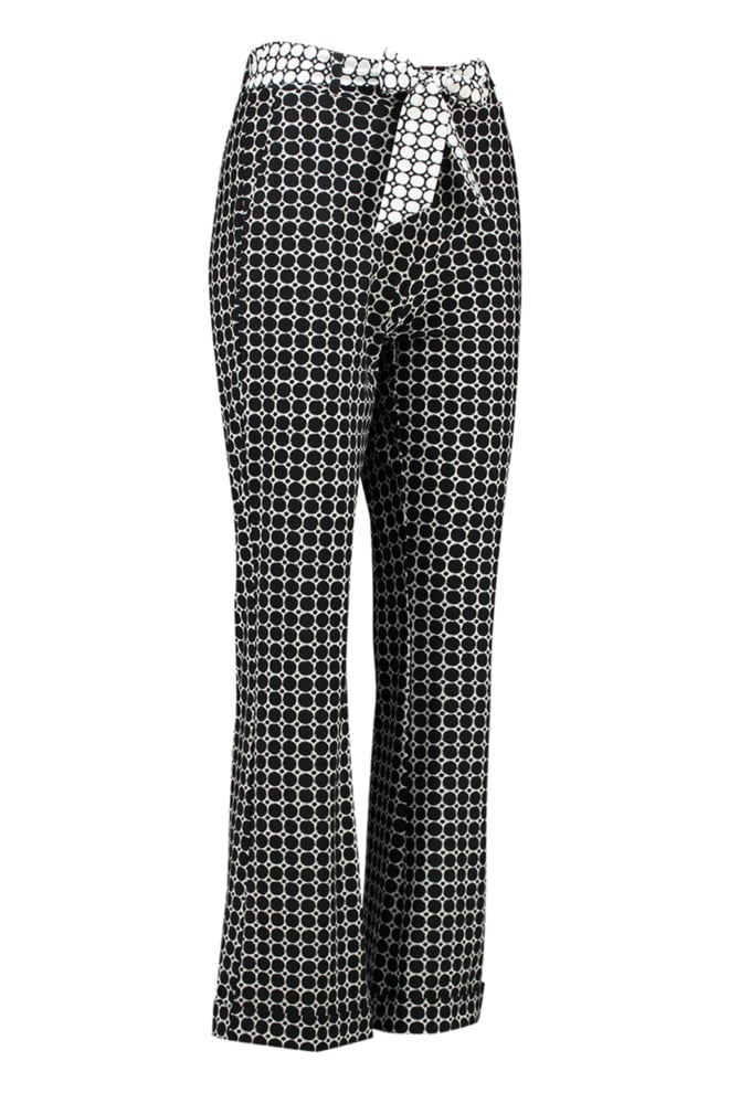 Studio anneloes flair dot trousers - Studio Anneloes