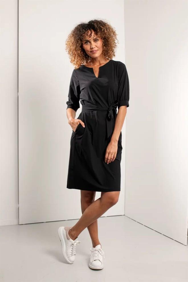 Studio anneloes flex dress zwart - Studio Anneloes