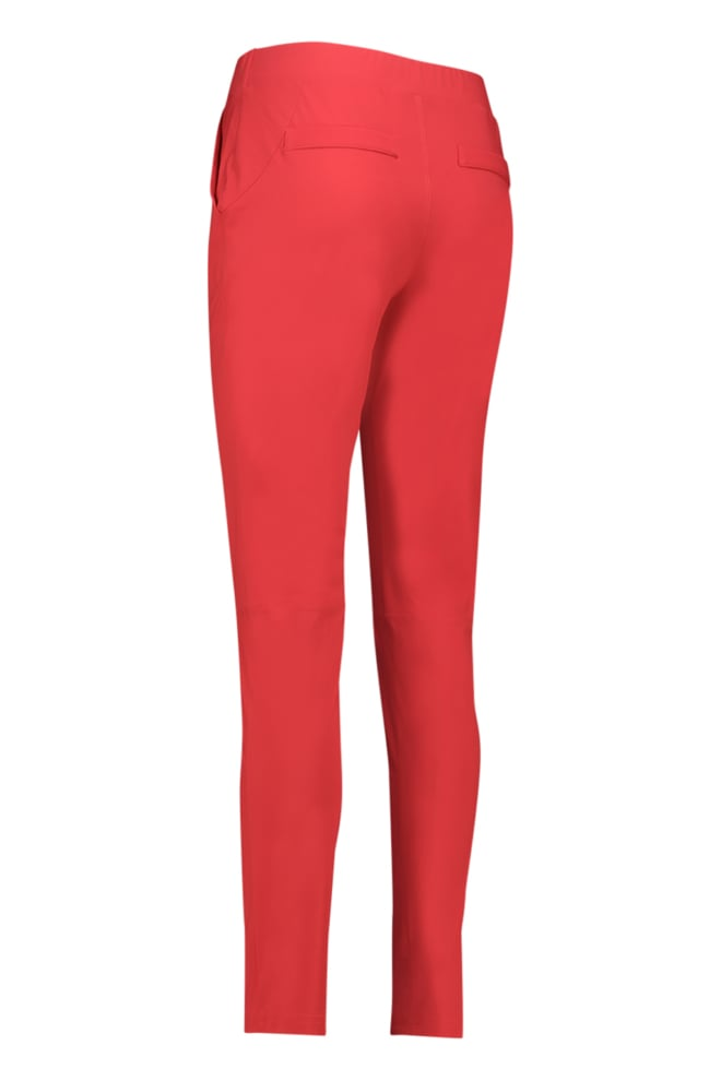 Studio anneloes florence trousers deep red - Studio Anneloes
