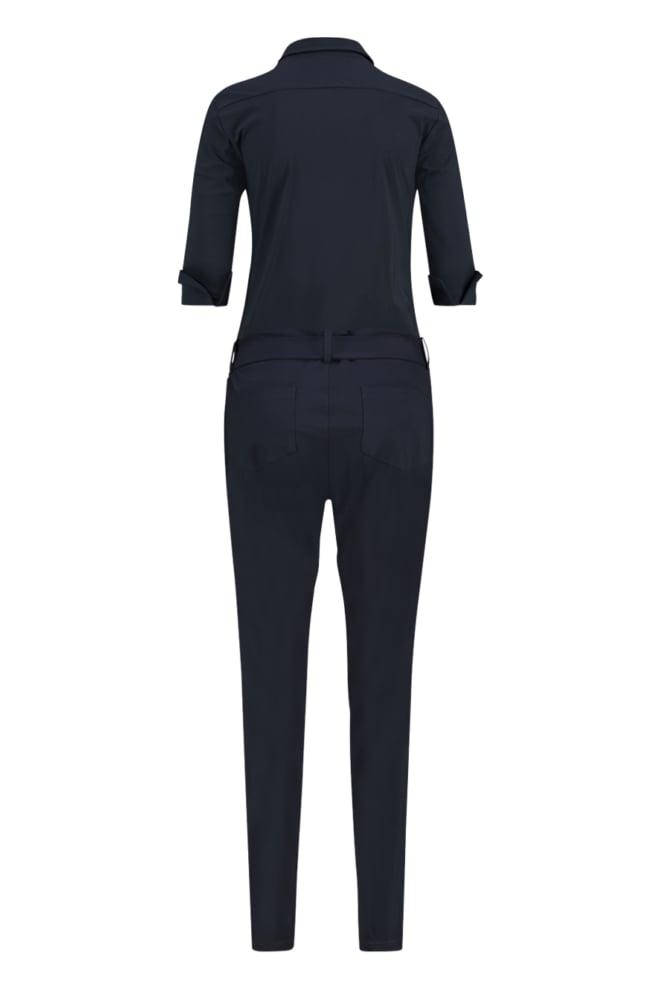 Studio anneloes angelique jumpsuit dark blue - Studio Anneloes