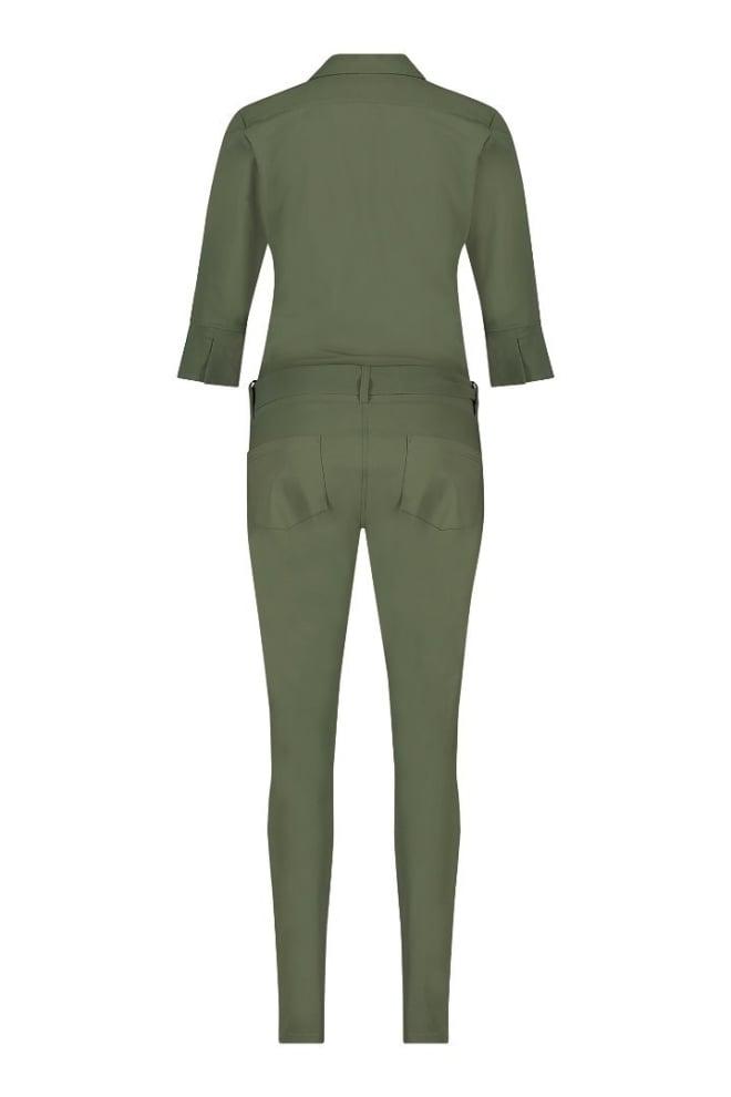 Studio anneloes angelique jumpsuit groen - Studio Anneloes