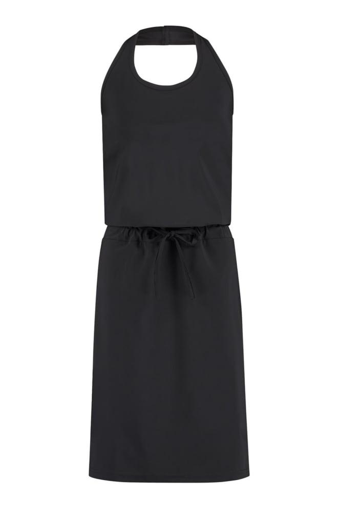 Studio anneloes kris halter jurk zwart - Studio Anneloes