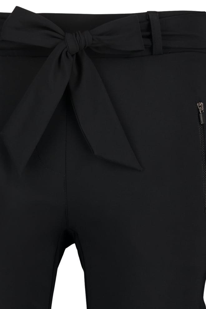 Studio anneloes margot trousers black - Studio Anneloes