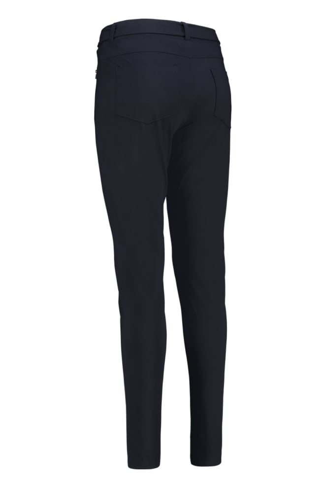 Studio anneloes margot trousers dark blue - Studio Anneloes
