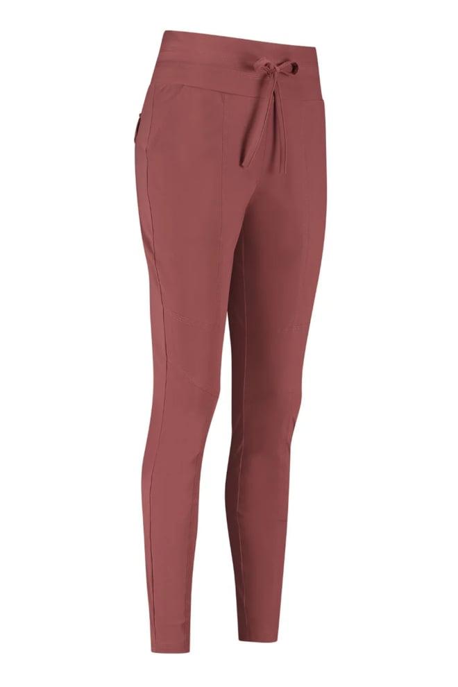 Studio anneloes new franka trousers rood - Studio Anneloes