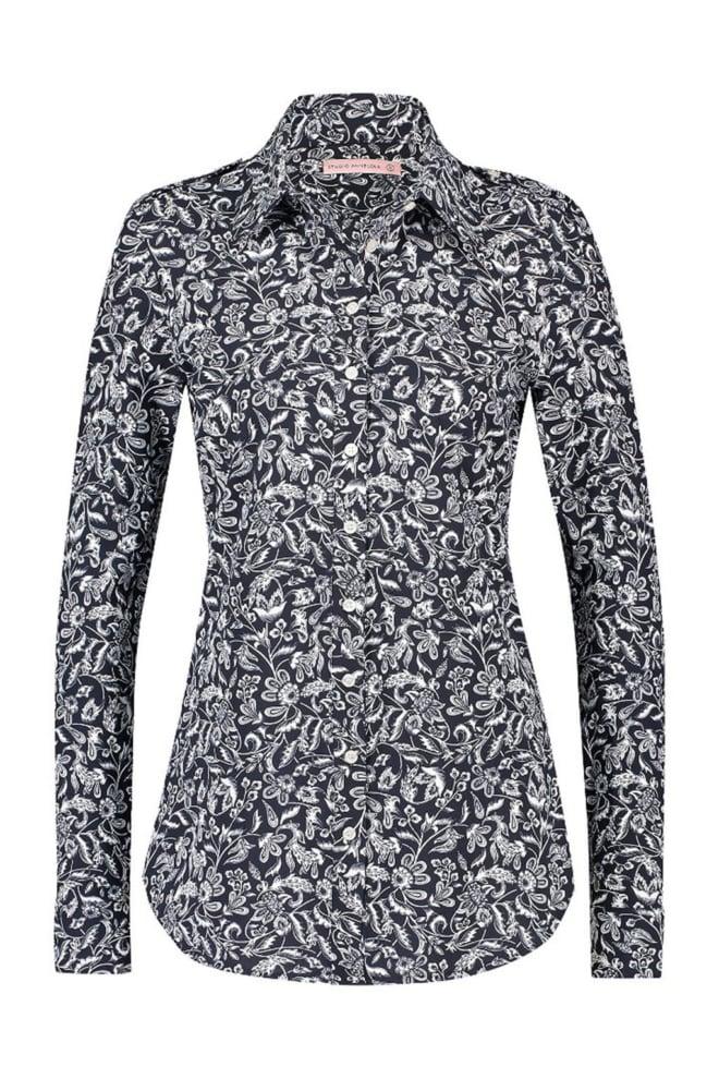 Studio anneloes poppy floral safari blouse - Studio Anneloes