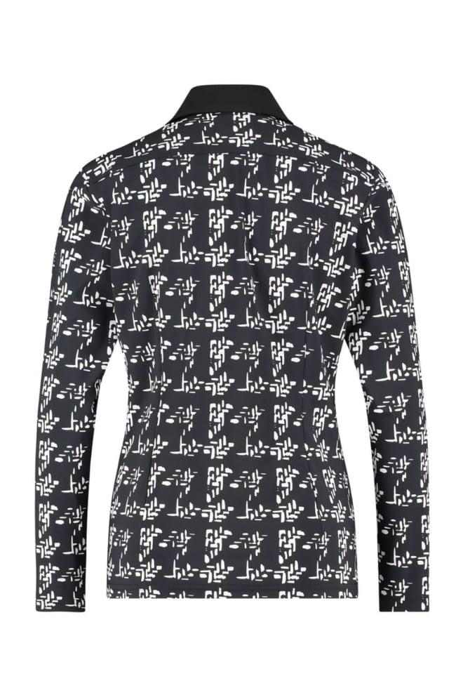 Studio anneloes poppy knit look shirt - Studio Anneloes