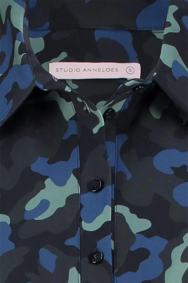 Studio anneloes poppy camo shirt - Studio Anneloes