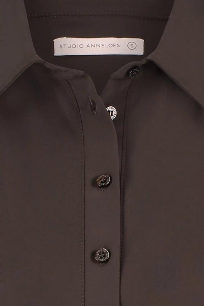 Studio anneloes poppy shirt bruin - Studio Anneloes